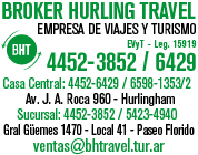 Broker Hurling Travel