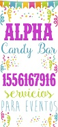 Alpha - Candy Bar